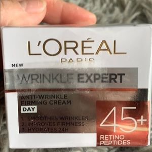 L'Oréal Wrinkle Expert |anti wrinkle firming cream